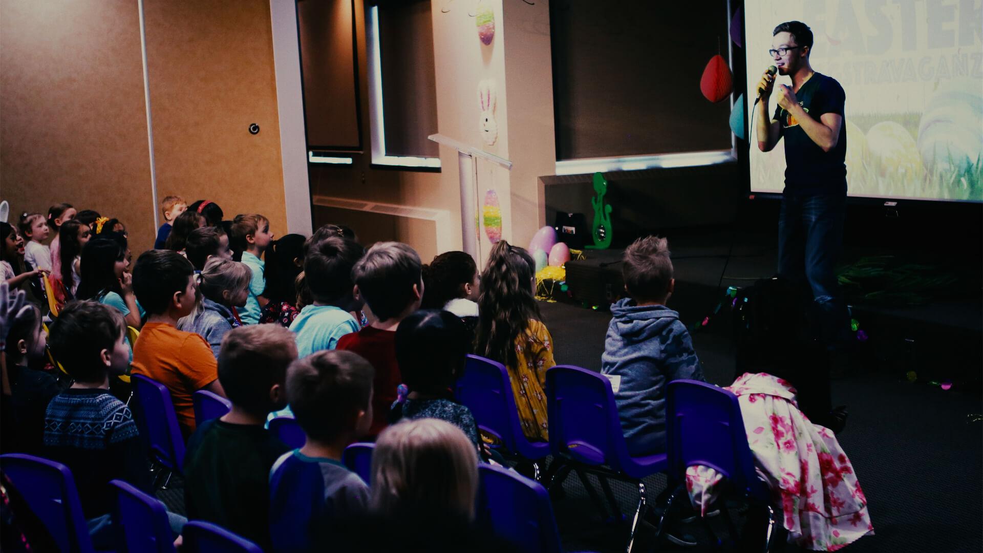 Springs Church Winnipeg for Kids - For 4 months through 6th grade