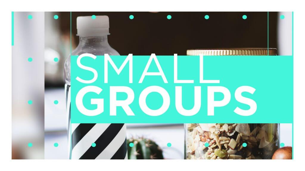 Small Group Weekly Event in Calgary