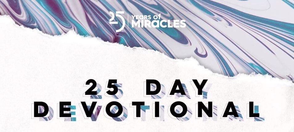 25 Day Devotional